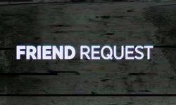 Friend Request widescreen for desktop