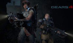 Gears of War 4 Widescreen for desktop