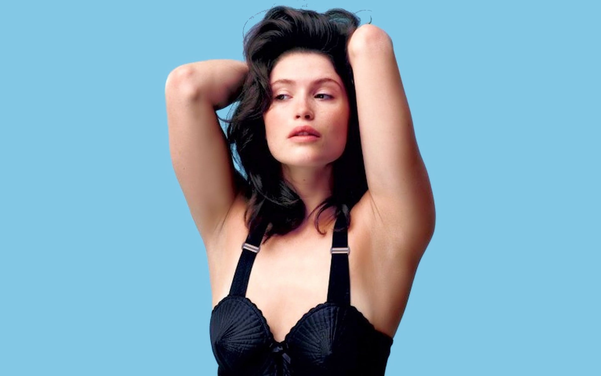 Gemma Arterton Widescreen for desktop