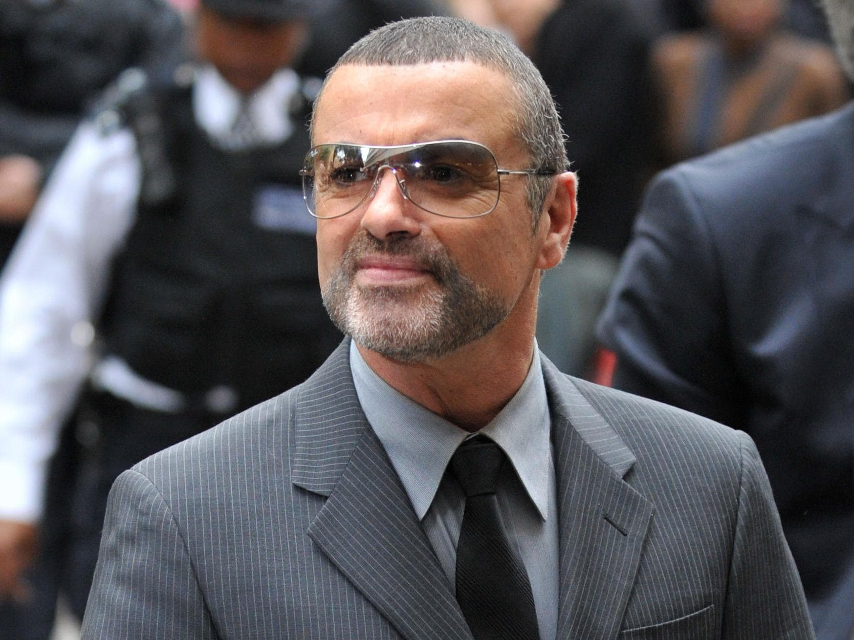George Michael Widescreen for desktop