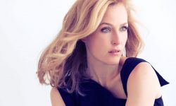 Gillian Anderson Widescreen for desktop