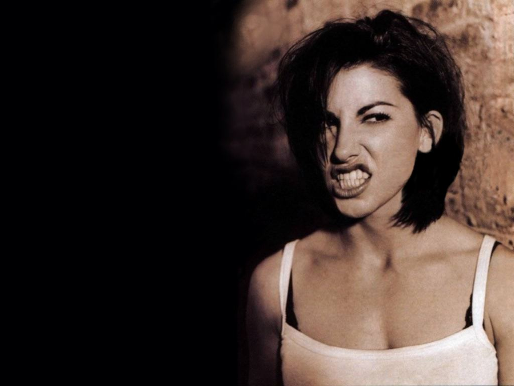Gina Gershon Widescreen for desktop