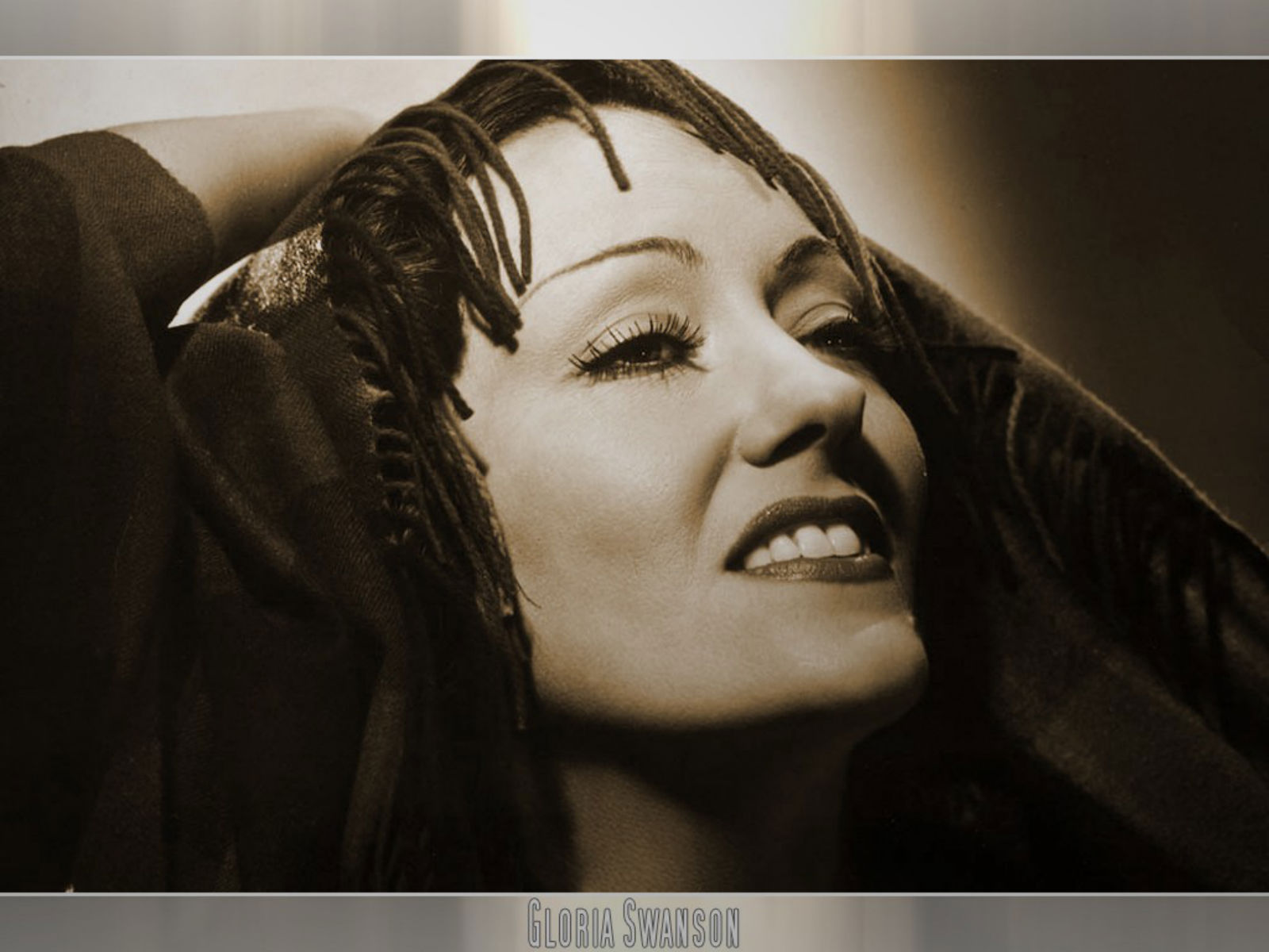 Gloria Swanson Widescreen for desktop