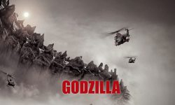 Godzilla 2014 Widescreen for desktop
