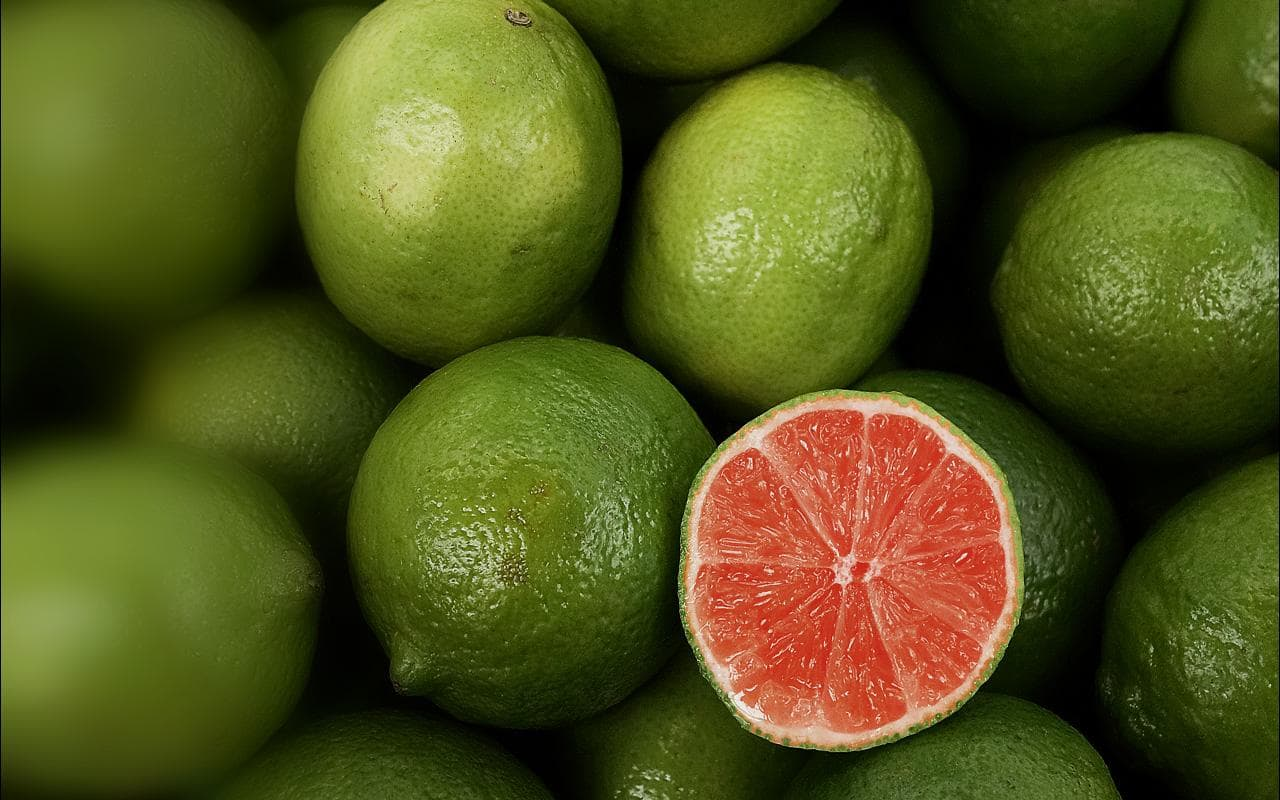 Grapefruit widescreen for desktop