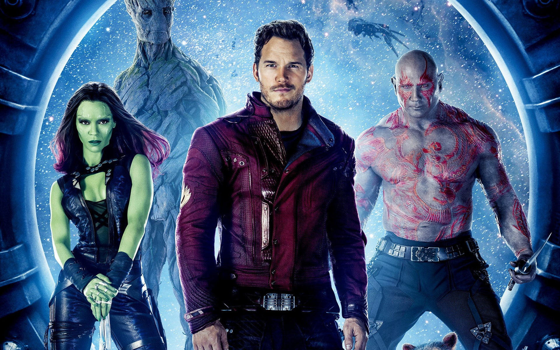 Guardians Of The Galaxy widescreen for desktop
