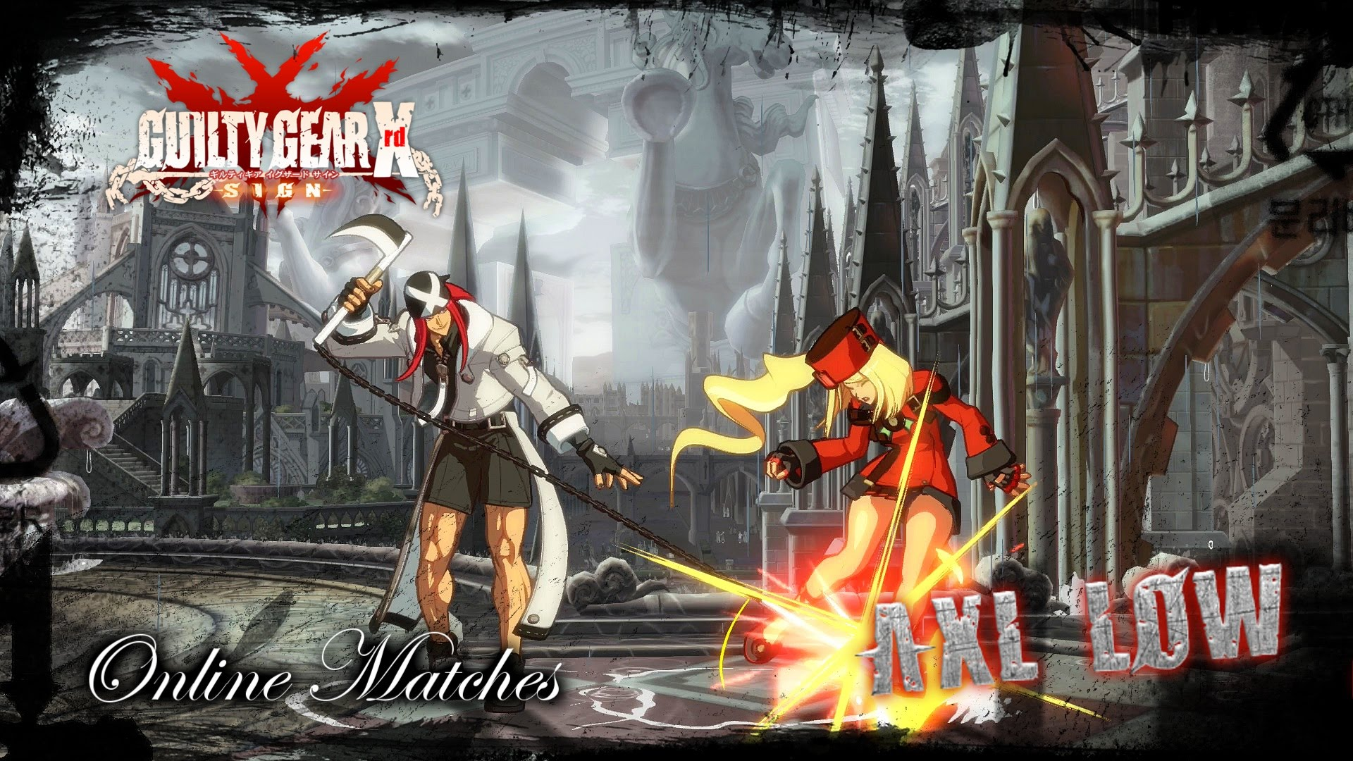 Guilty Gear: Axl Low Widescreen for desktop