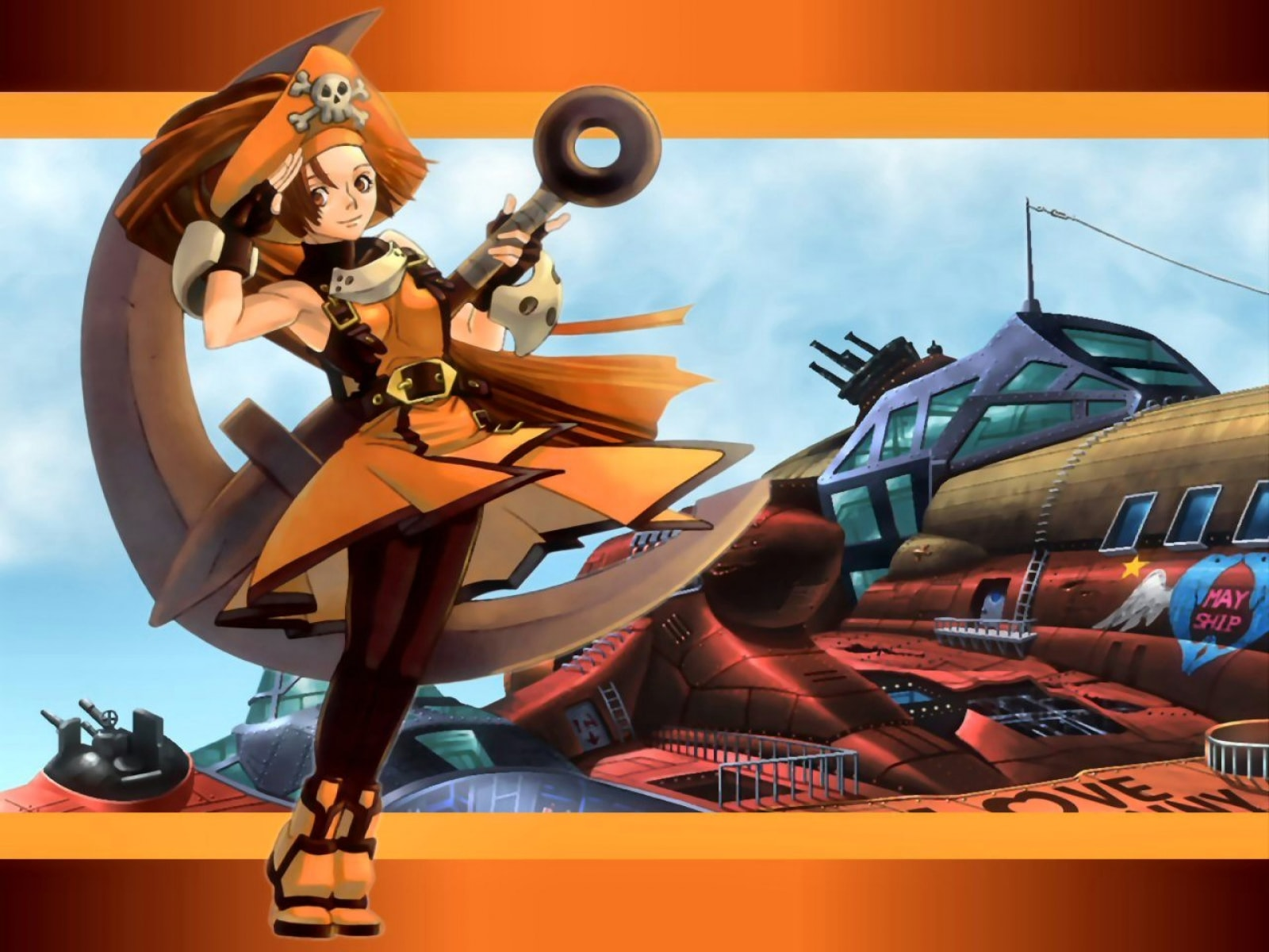 Guilty Gear: May Widescreen for desktop