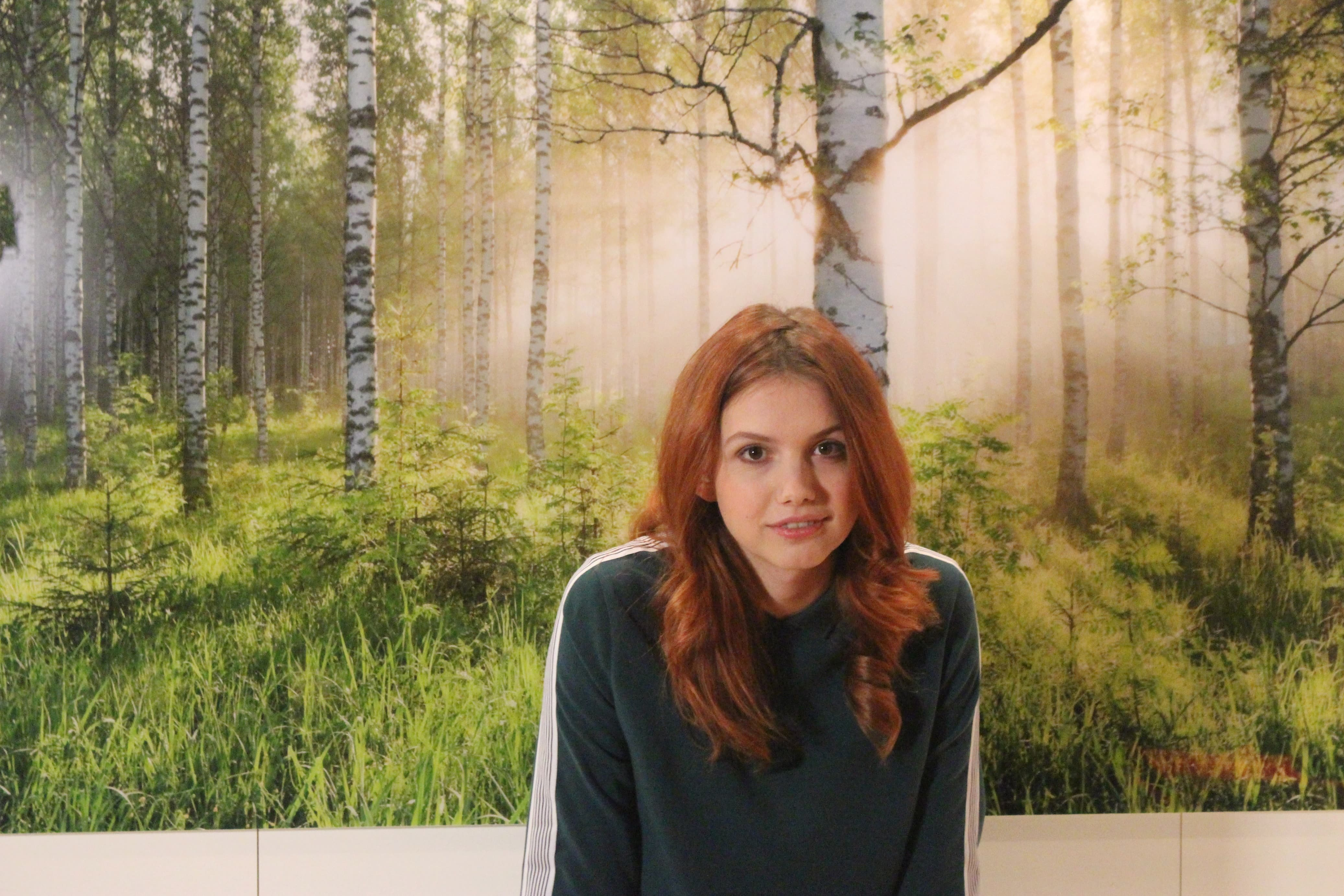 Hannah Murray Widescreen for desktop