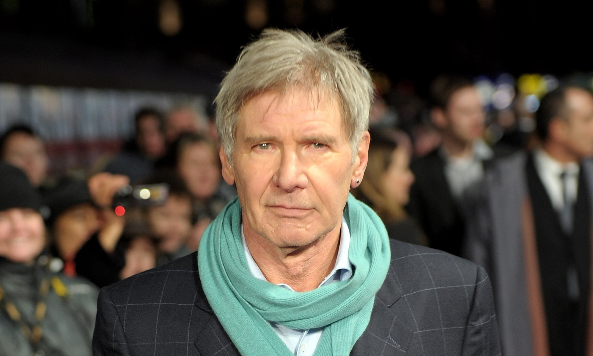 Harrison Ford Widescreen for desktop