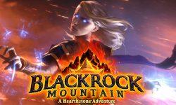 Hearthstone: Blackrock Mountain widescreen for desktop