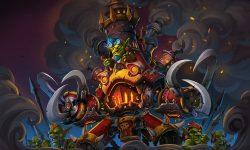 Hearthstone: Goblins Vs. Gnomes desktop wallpaper