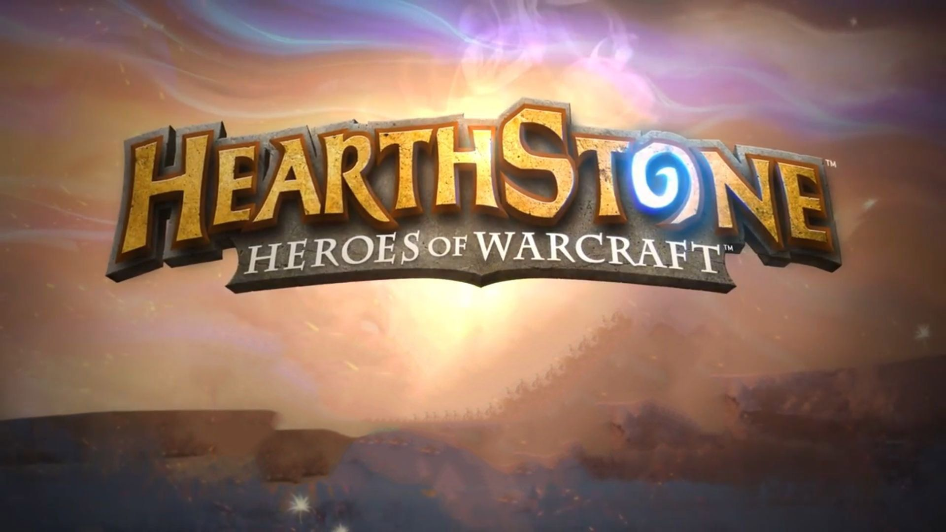 Hearthstone: Heroes Of Warcraft widescreen for desktop
