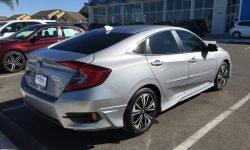 Honda Civic 10 Widescreen for desktop