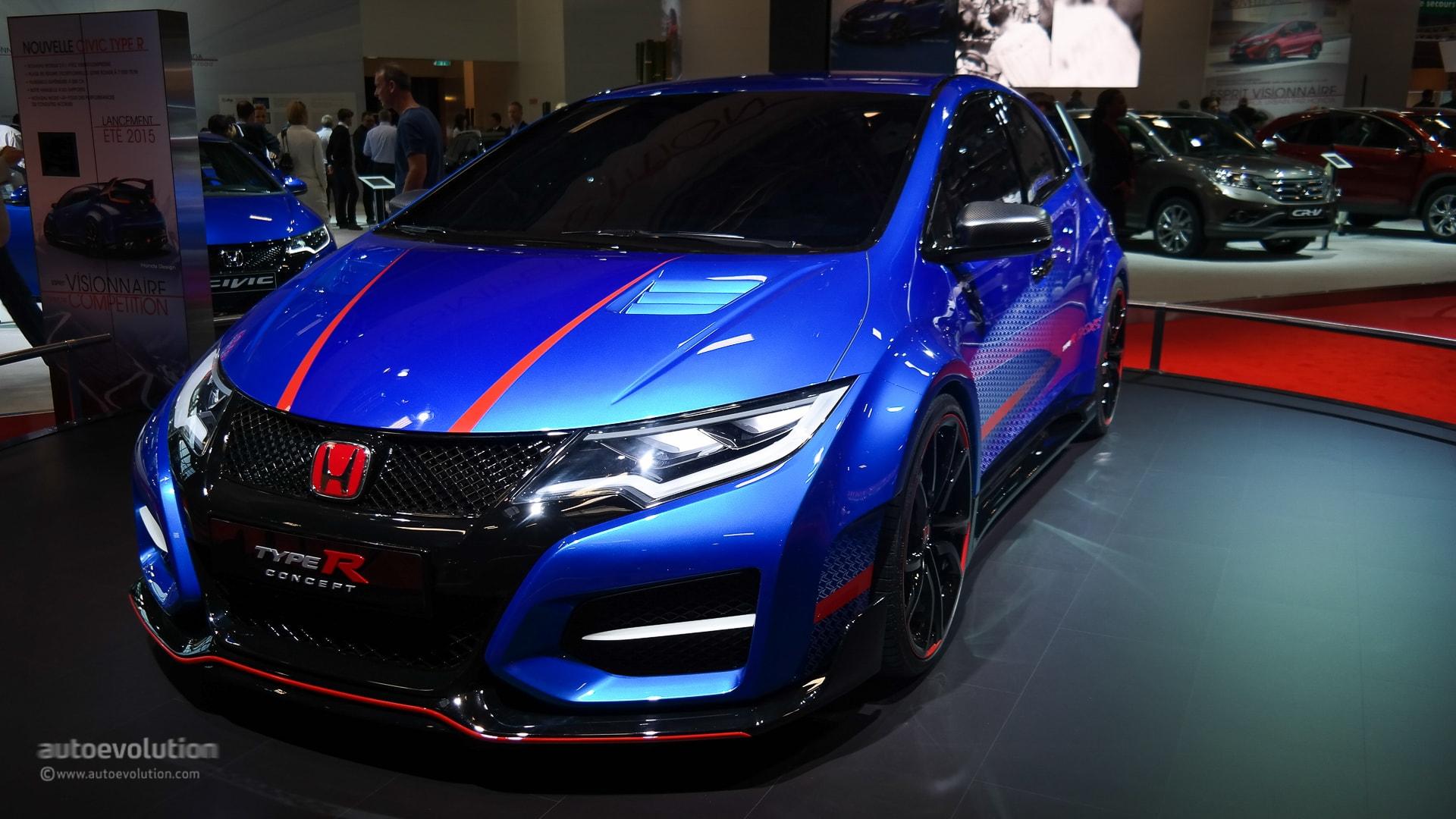 Honda Civic Type-R Widescreen for desktop