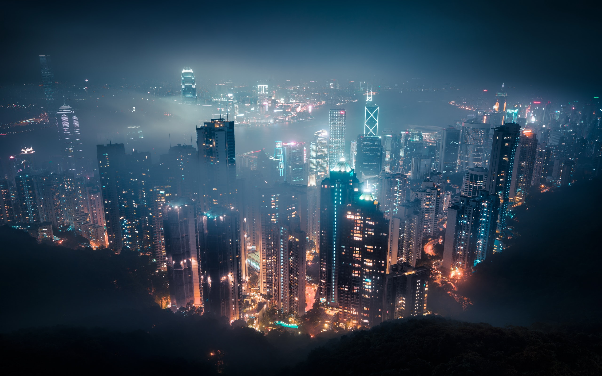 Hong Kong widescreen for desktop