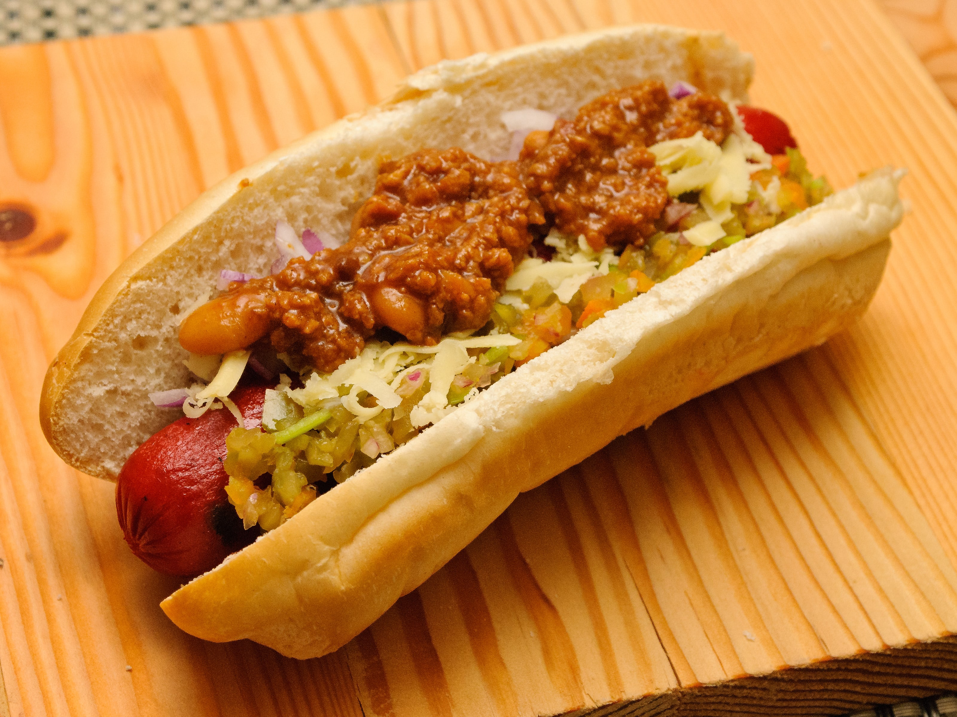 Hot Dog Widescreen for desktop