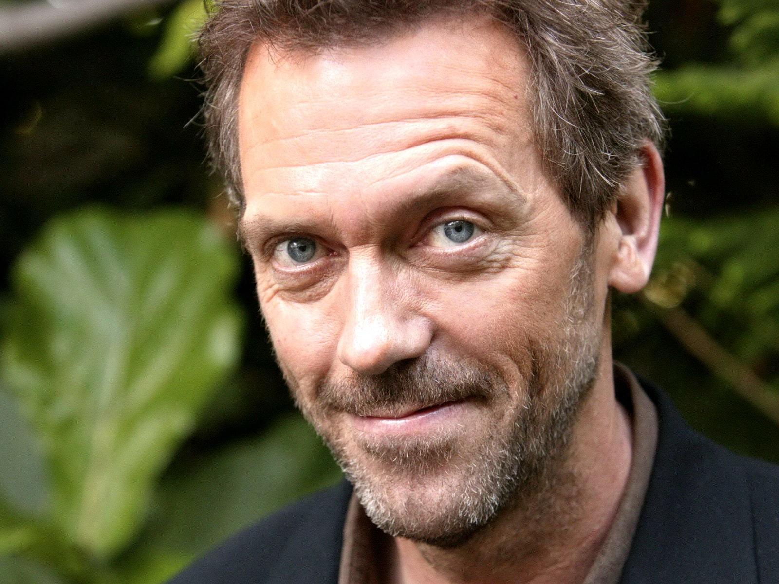 Hugh Laurie Widescreen for desktop