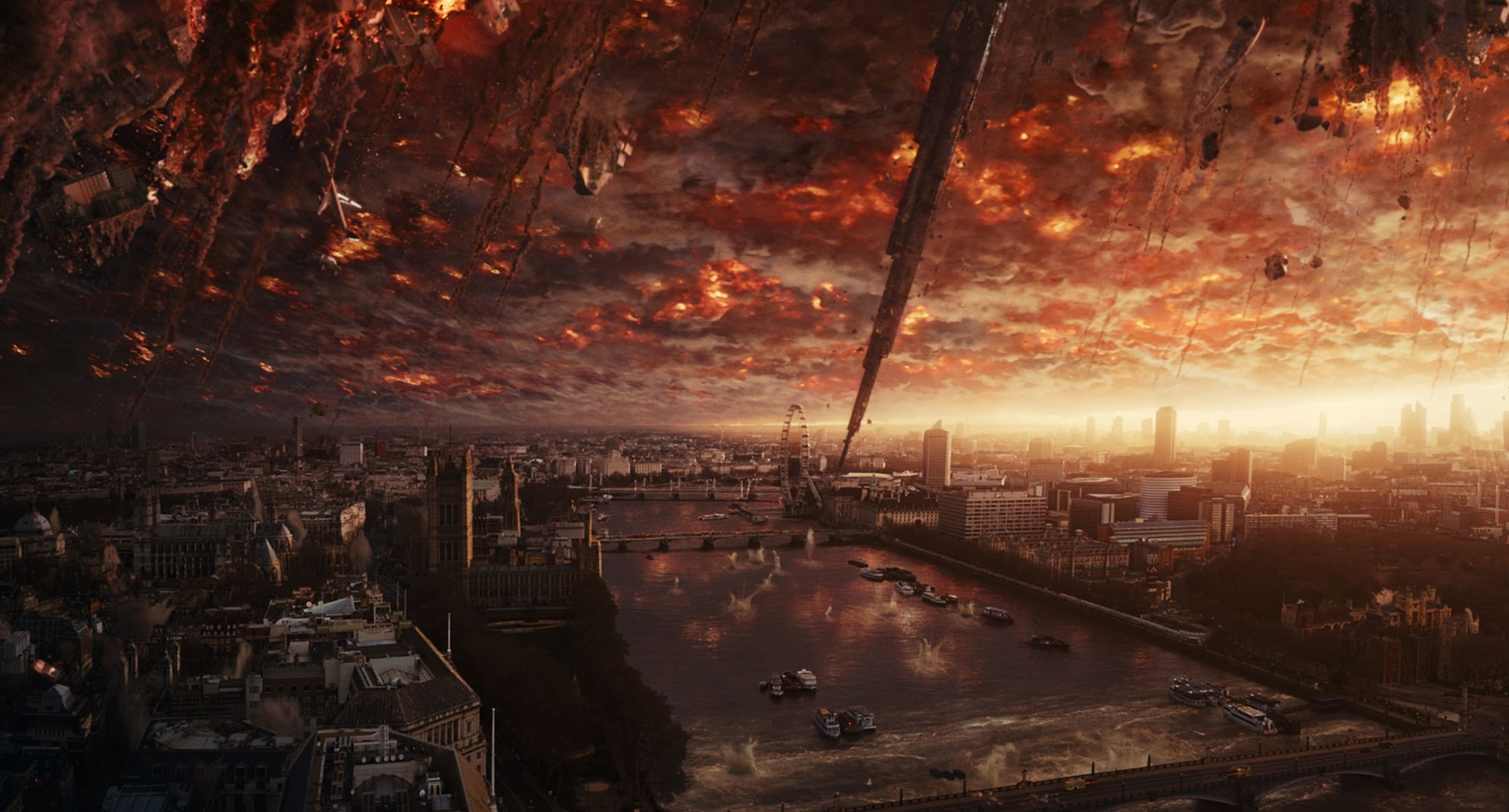 Independence Day: Resurgence desktop wallpaper