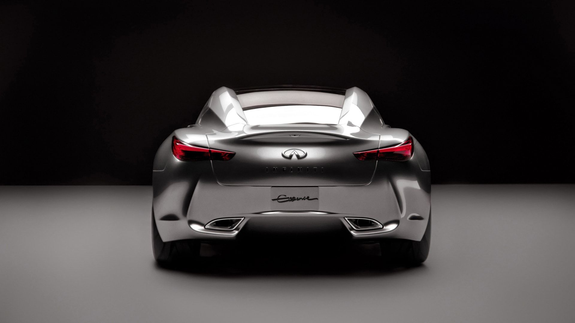Infiniti Essence Concept Widescreen for desktop
