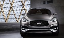 Infiniti QX30 Widescreen for desktop