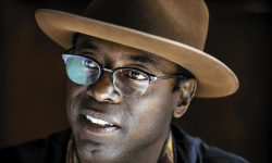 Isaiah Washington Widescreen for desktop