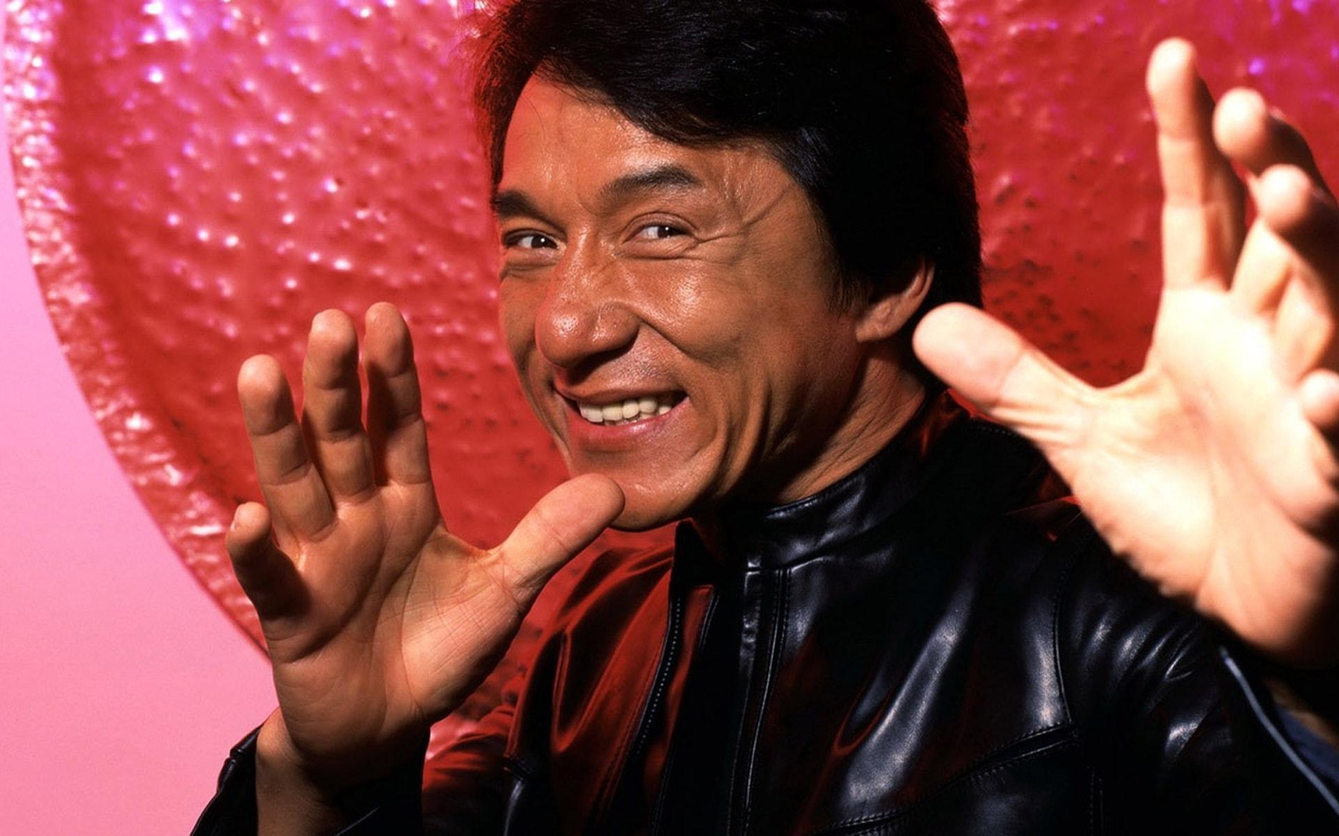 Jackie Chan Widescreen for desktop