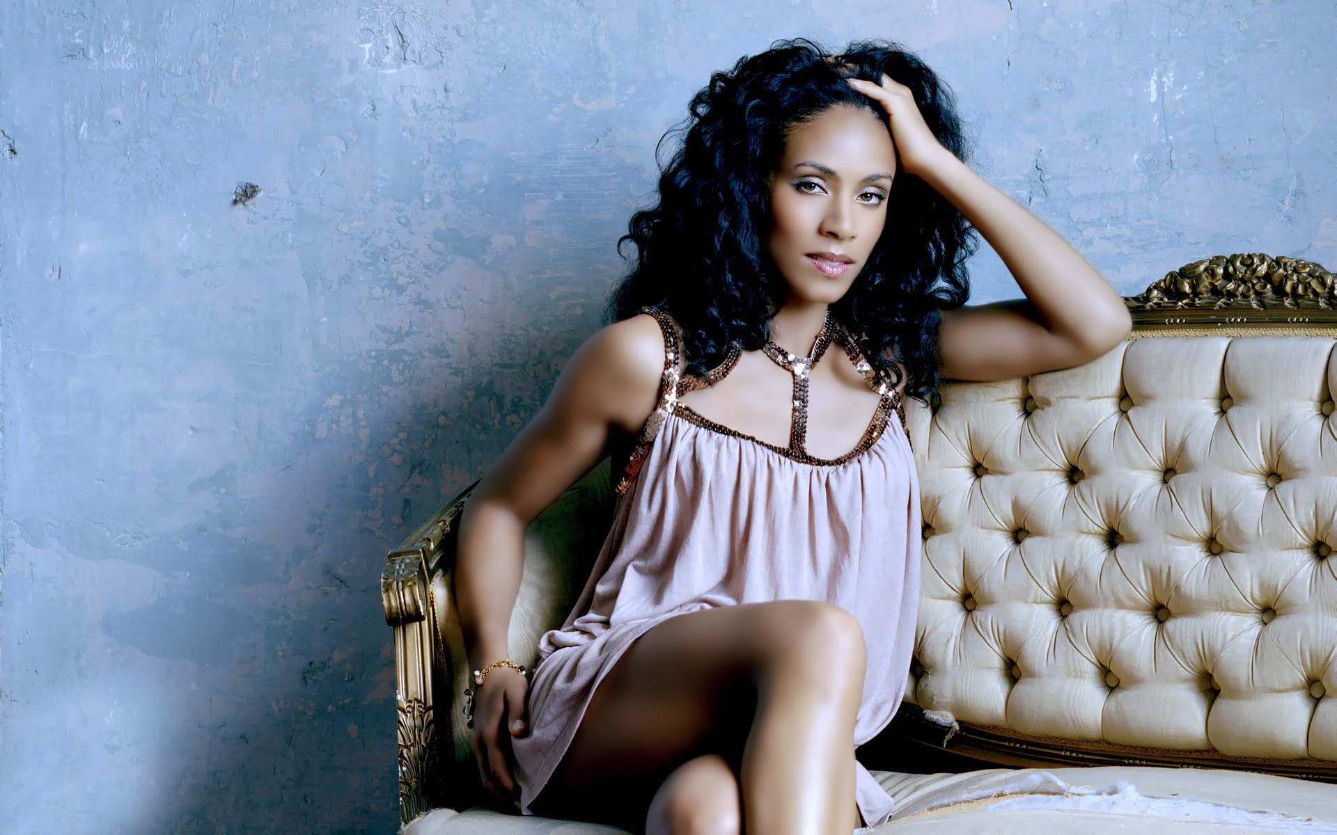 Jada Pinkett Smith Widescreen for desktop