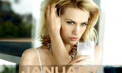 January Jones Widescreen for desktop