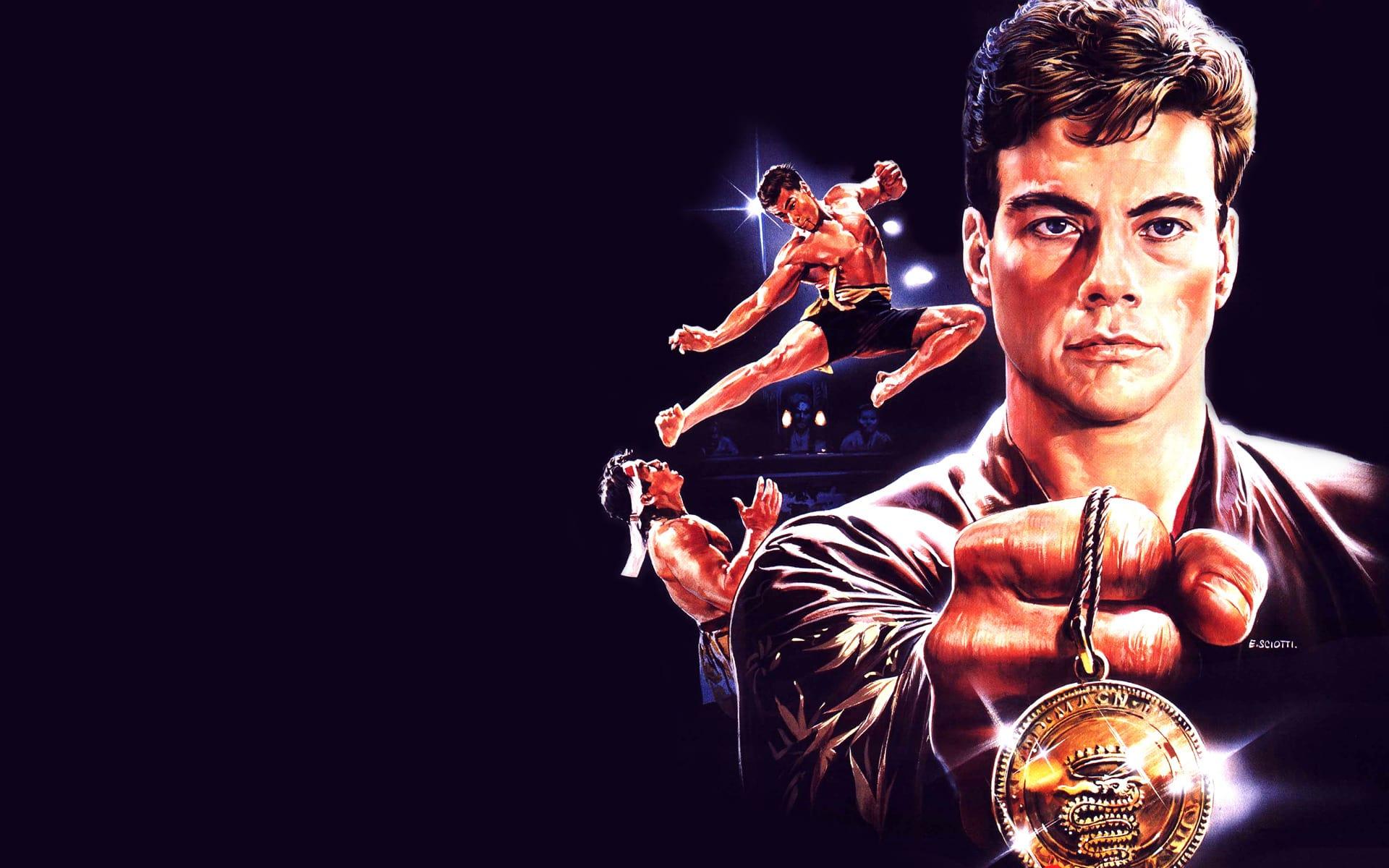 Jean Claude Van Damme Widescreen for desktop