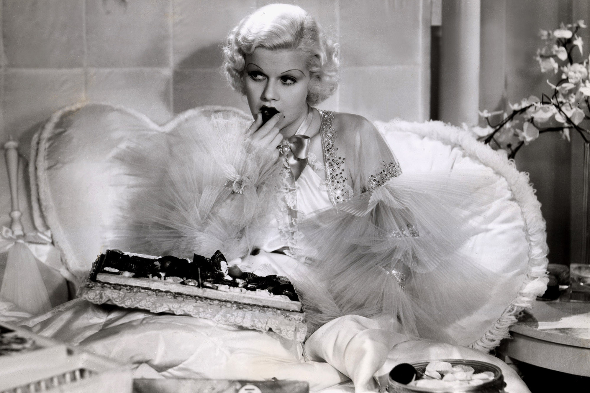 Jean Harlow Widescreen for desktop