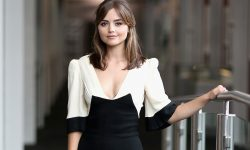Jenna Coleman Widescreen for desktop