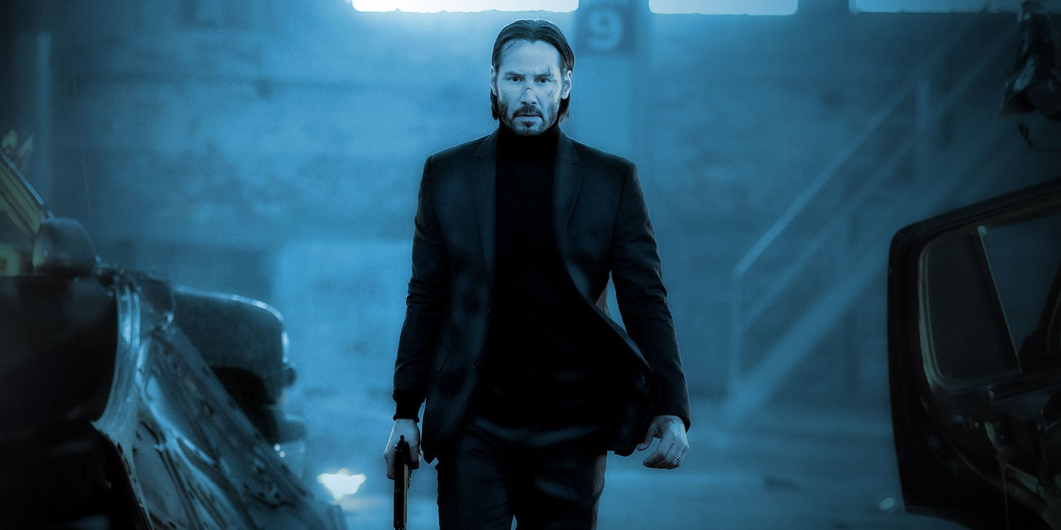 John Wick: Chapter Two Widescreen for desktop