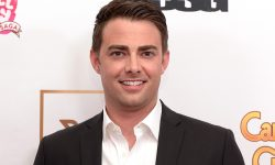 Jonathan Bennett Widescreen for desktop