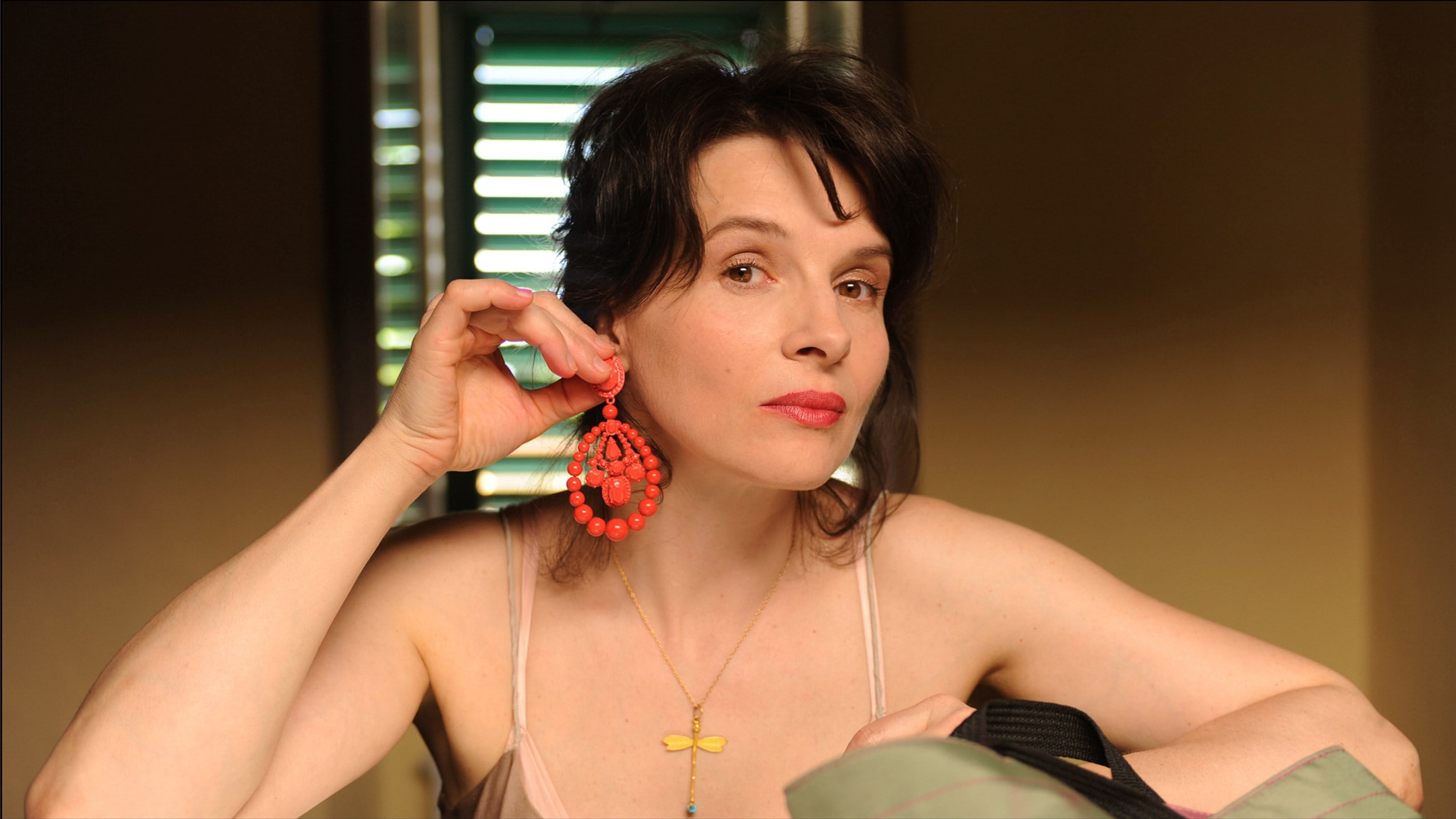 Juliette Binoche Widescreen for desktop