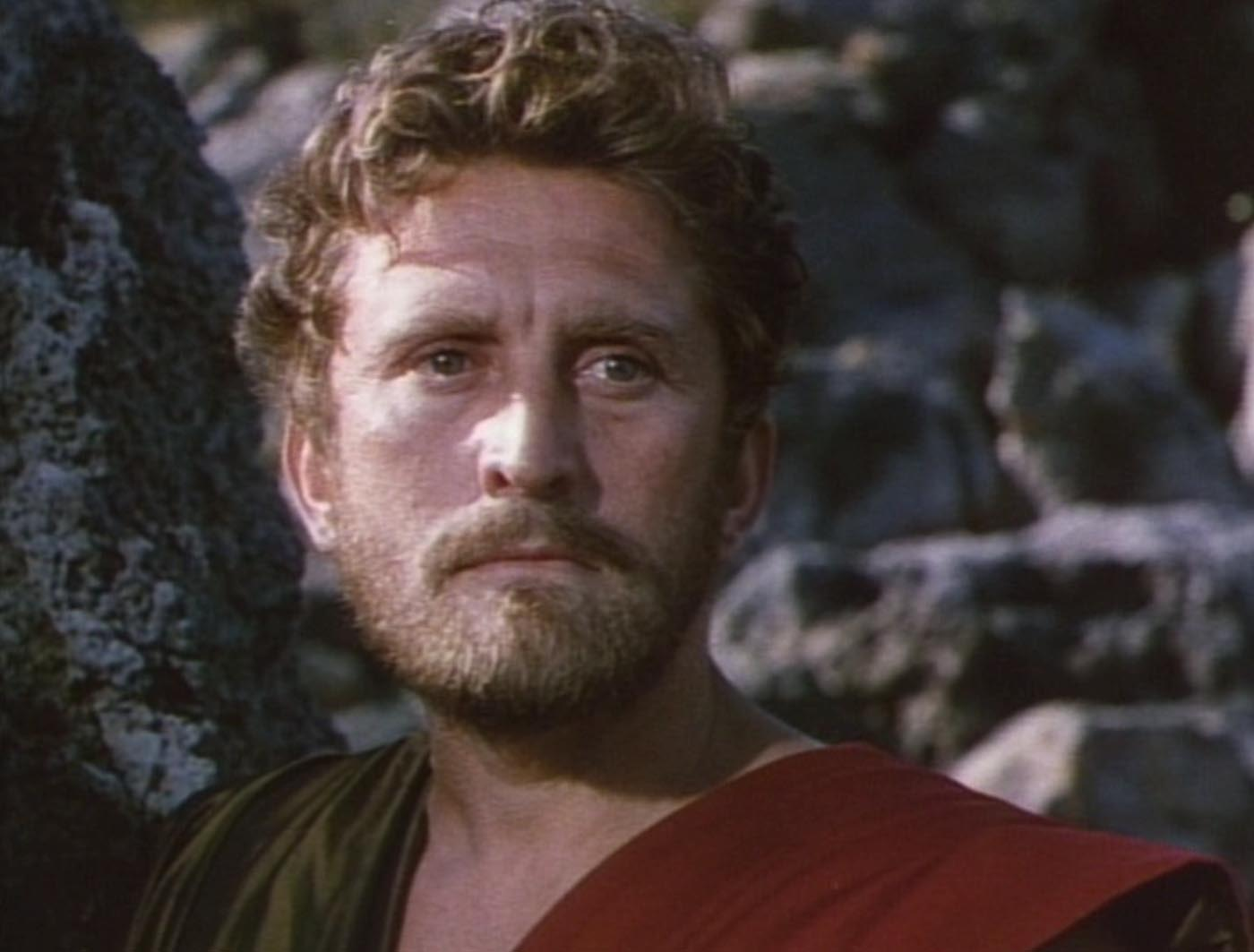 Kirk Douglas Widescreen for desktop