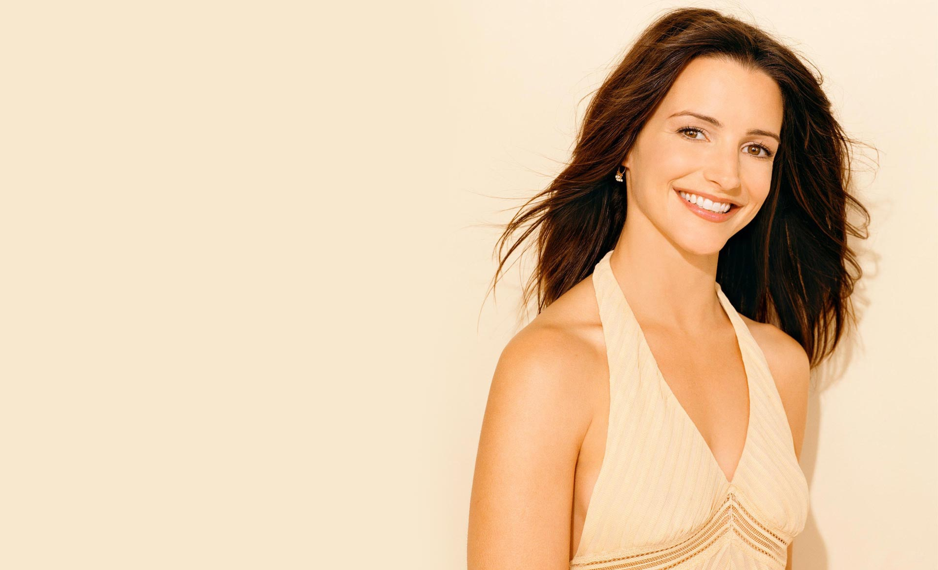 Kristin Davis Widescreen for desktop