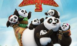 Kung Fu Panda 3 widescreen for desktop