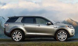 Land Rover Discovery 5 Widescreen for desktop