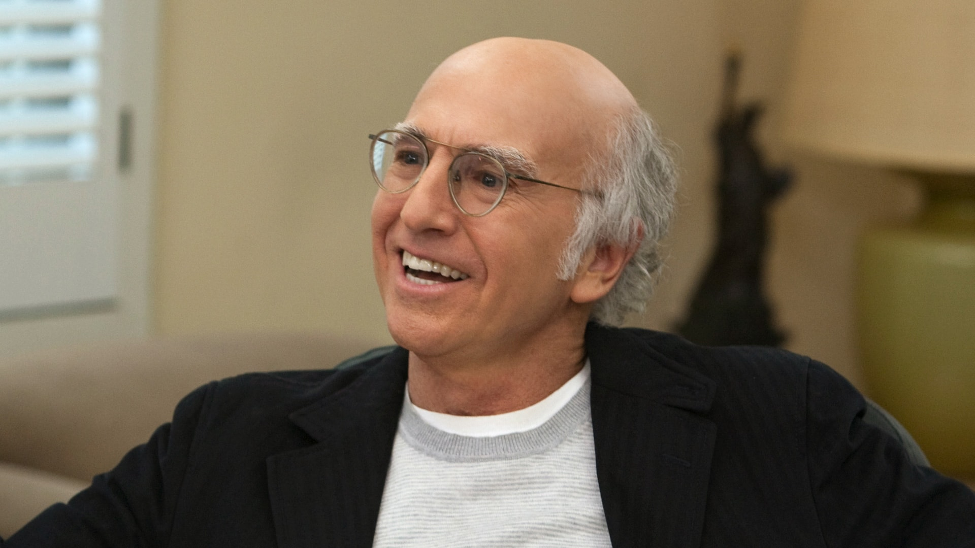 Larry David Widescreen for desktop