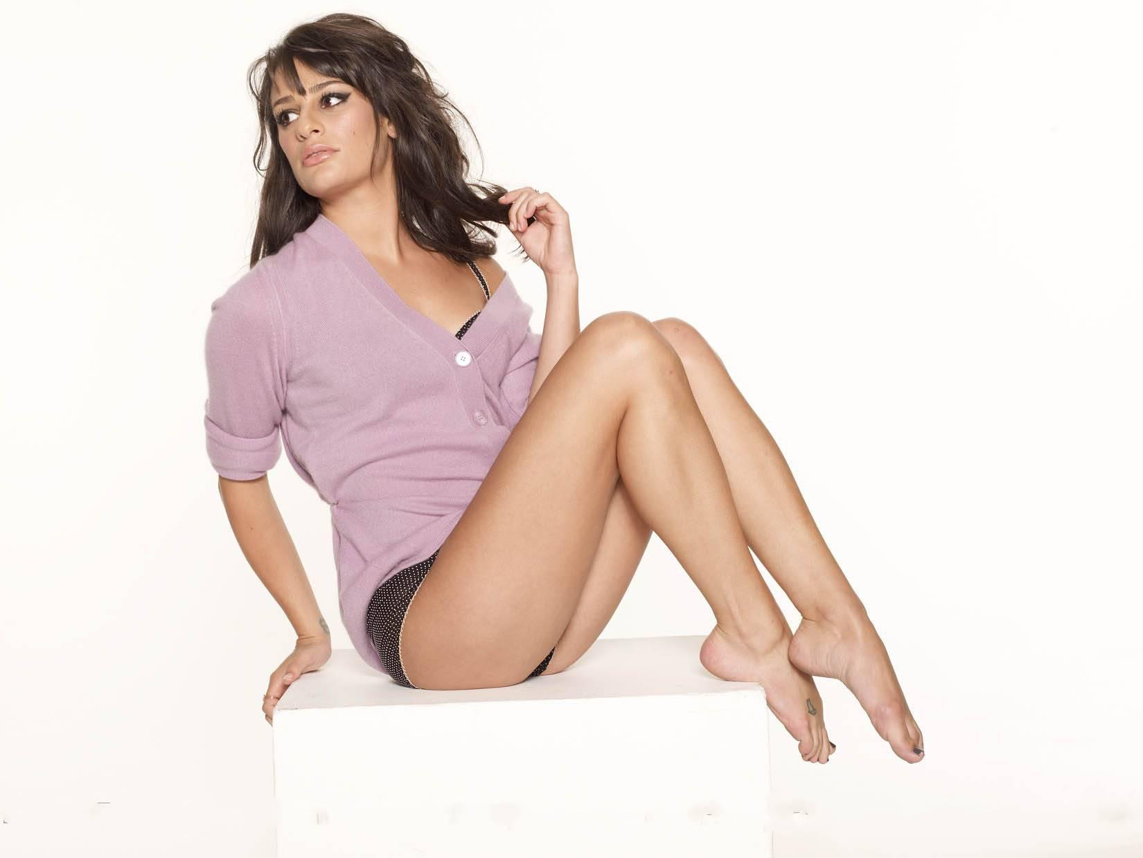 Lea Michele Widescreen for desktop