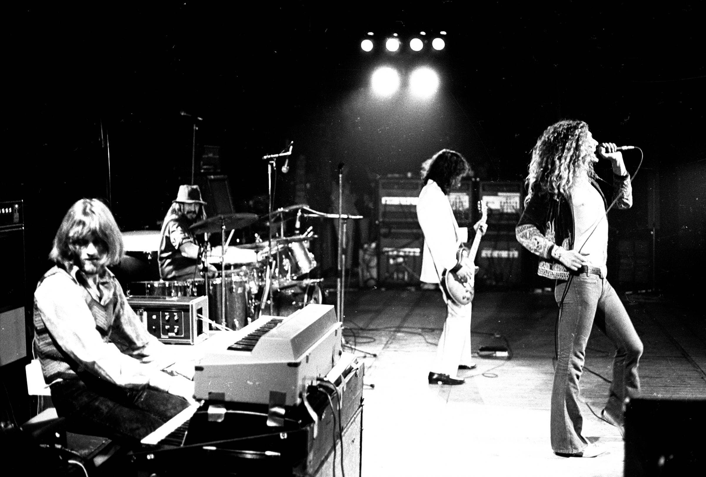 Led Zeppelin Widescreen for desktop