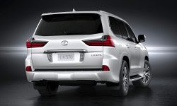 Lexus LX 570 FL Widescreen for desktop
