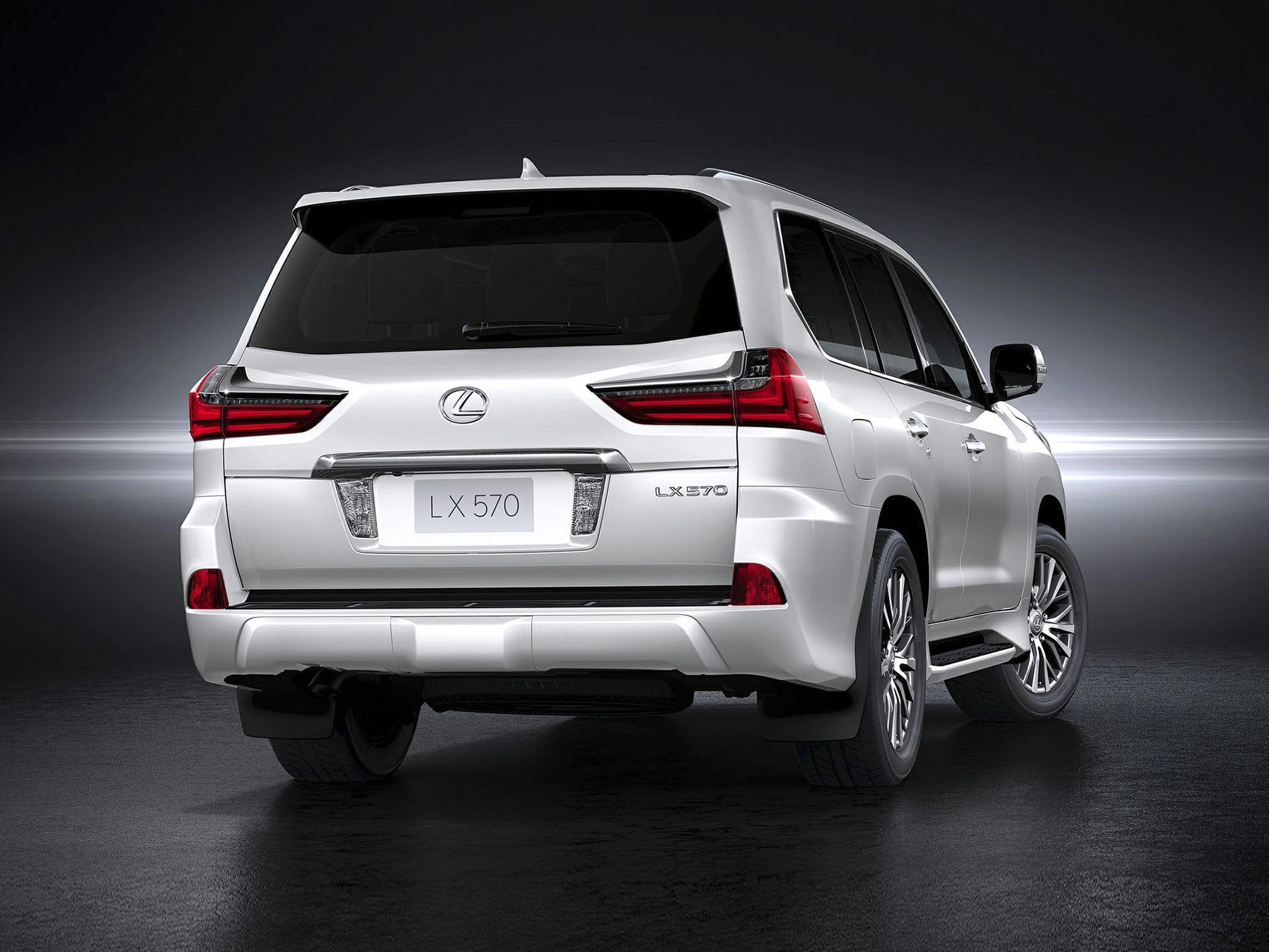 Lexus LX 570 FL Widescreen for desktop