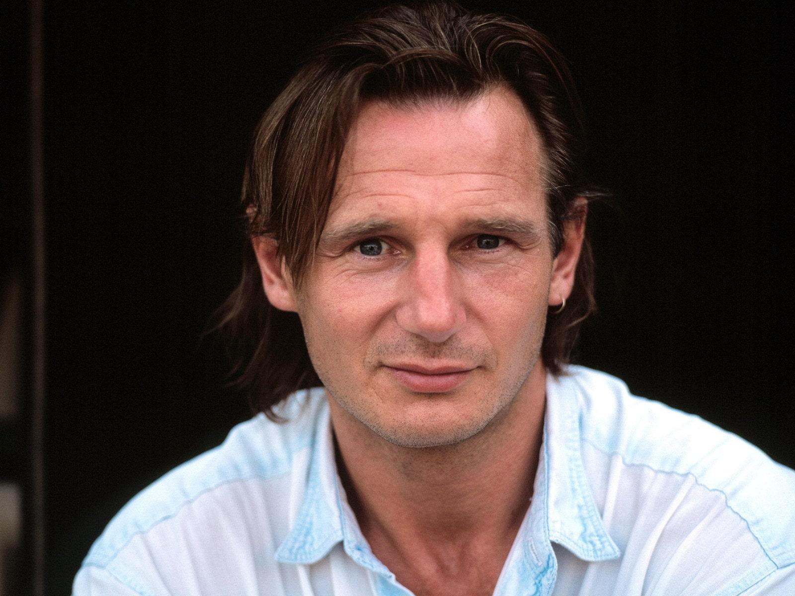 Liam Neeson Widescreen for desktop