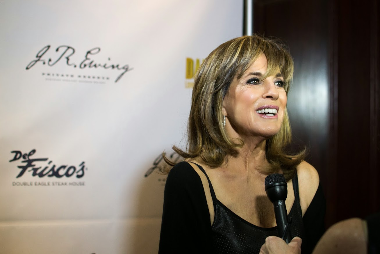 Linda Gray Widescreen for desktop