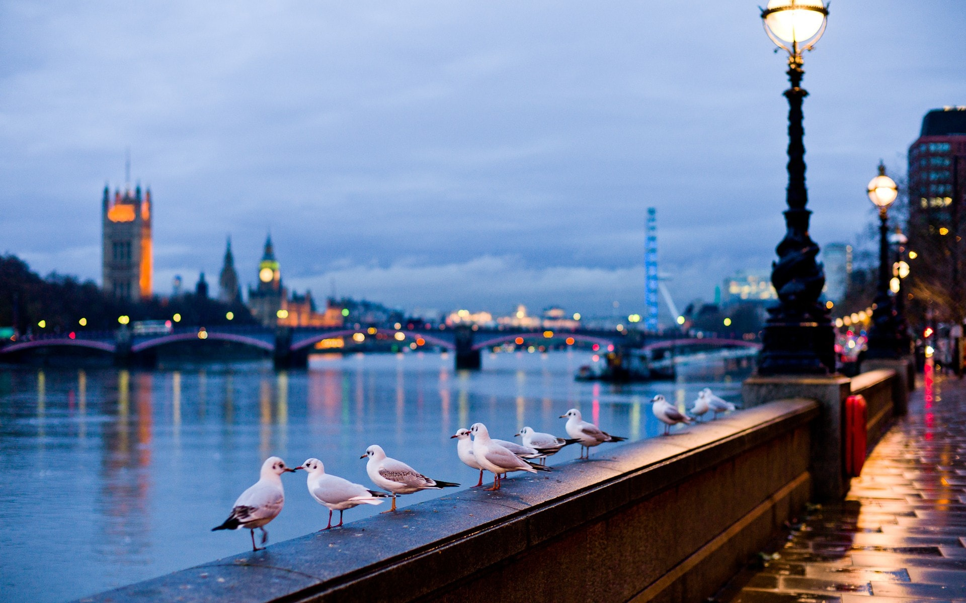 London widescreen for desktop