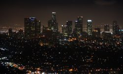 Los Angeles widescreen for desktop