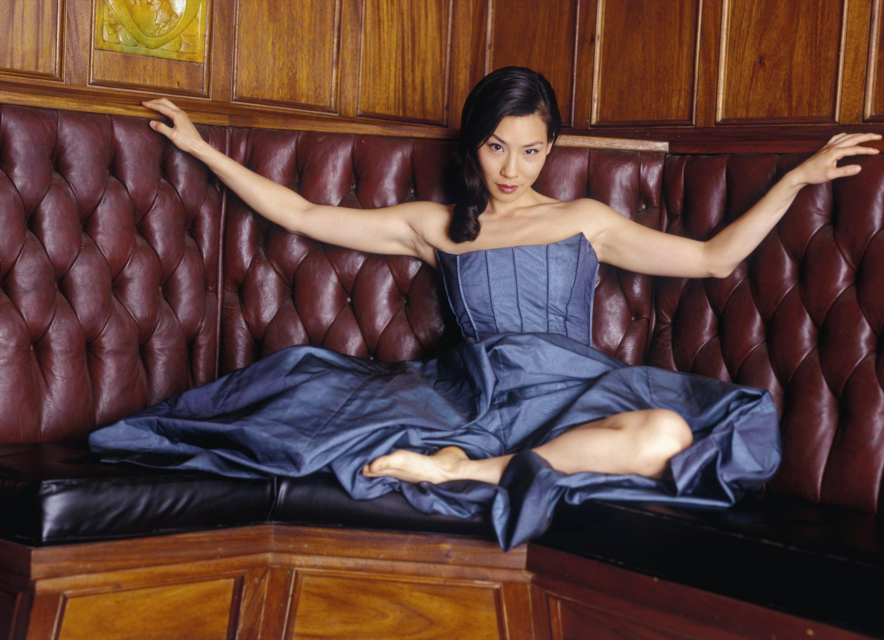 Lucy Liu Widescreen for desktop