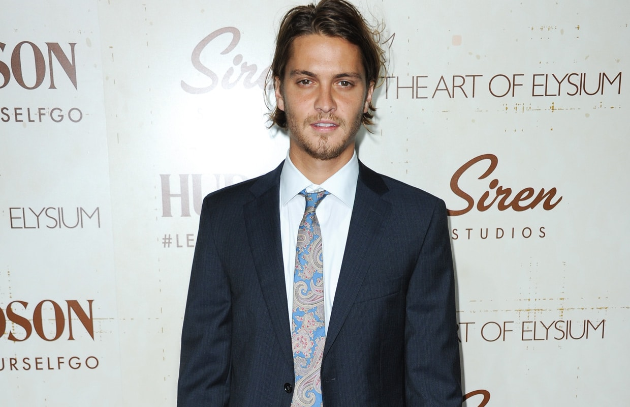 Luke Grimes Widescreen for desktop
